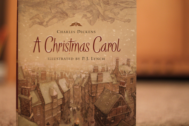 A Christmas Carol | Photo: Brendan C via Flickr