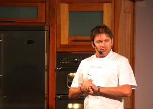 Chef James Martin   Photo: Gin Soak via Flickr