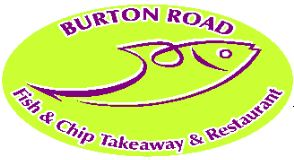 Burton Road Chippy logo
