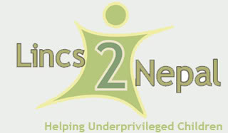The Lincs2Nepal logo