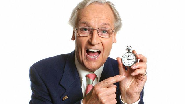 Nicholas Parson presents Just a Minute on BBC Radio 4 | Photo: BBC